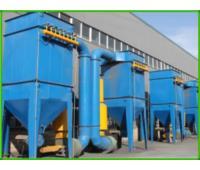 除尘系统环保生产